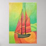 Float My Boat Print