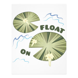 Float On Letterhead