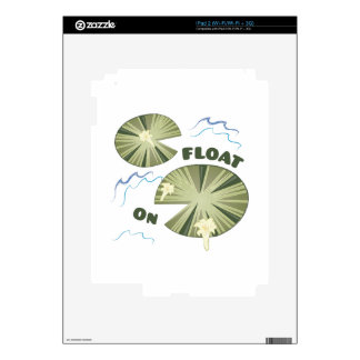 Float On Skins For The iPad 2