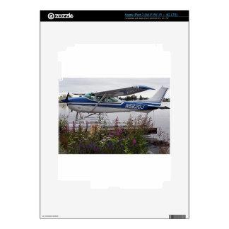 Float plane 10, Lake Hood, Anchorage, Alaska, USA Decal For iPad 3