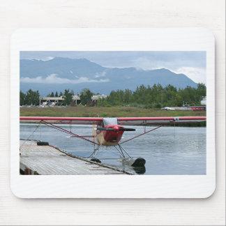 Float plane 11, Lake Hood, Anchorage, Alaska, USA Mouse Pad