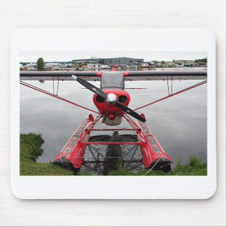 Float plane 14, Lake Hood, Anchorage, Alaska, USA Mouse Pad