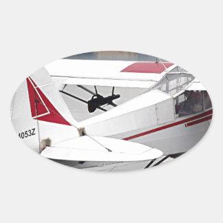 Float plane 19 Lake Hood 47 Alaska1 437 e sh30 30 Sticker