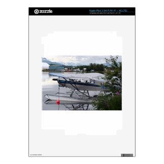 Float plane 2, Lake Hood, Anchorage, Alaska, USA Skin For iPad 3