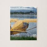 Float plane 6, Lake Hood, Anchorage, Alaska, USA Jigsaw Puzzles