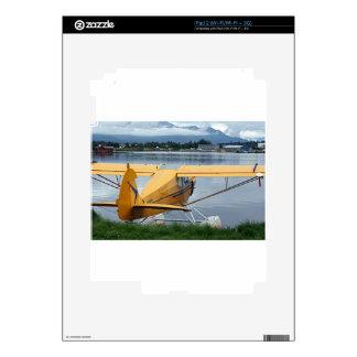 Float plane 6, Lake Hood, Anchorage, Alaska, USA iPad 2 Skin