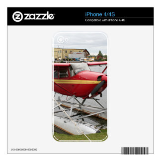 Float Plane Lake Hood  22 Skin For The iPhone 4S