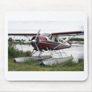 Float plane, Lake Hood, Anchorage, Alaska, USA 16 Mouse Pad