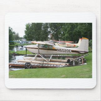 Float planes 7, Lake Hood, Anchorage, Alaska, USA Mouse Pad
