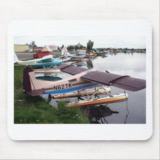 Float planes, Lake Hood, Anchorage, Alaska, USA 18 Mouse Pad