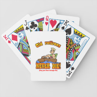 Float Deck Of Cards