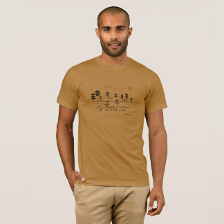 Float the River Kayak Canoe trip T-Shirt