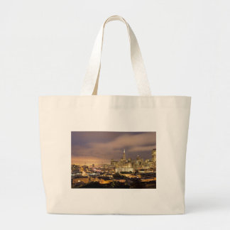 Float up to the Home of the Gods Jumbo Tote Bag