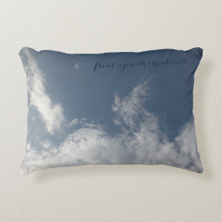 Float up with the Clouds Pillow