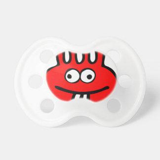 Floatie Monster red Pacifier