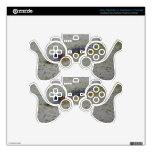 Floating Alligator Skin For PS3 Controller