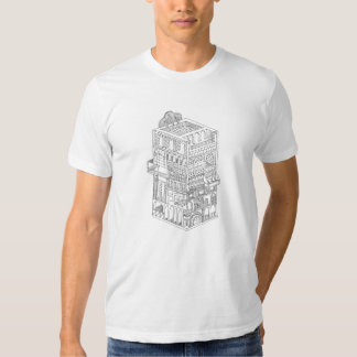 Floating Architecture Tee