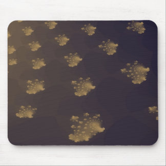 Floating Asteroid Fractal Mousepads