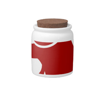 Floating Astronaut Icon Candy Jar