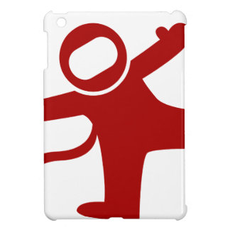 Floating Astronaut Icon Cover For The iPad Mini
