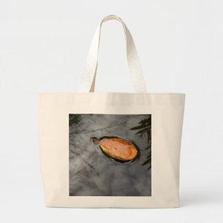 Floating Autumn Leaf Bag