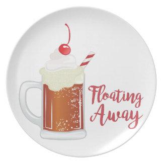 Floating Away Dinner Plate