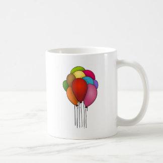 Floating Balloons Coffee Mug