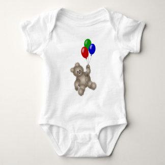 Floating Bear - TBA Infant Creeper