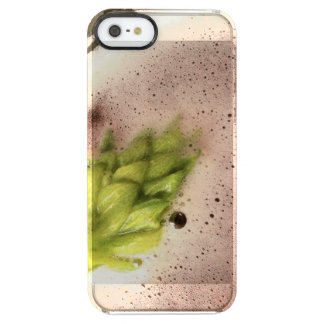 Floating Beer Hops Clear iPhone SE/5/5s Case