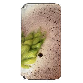 Floating Beer Hops iPhone 6/6s Wallet Case