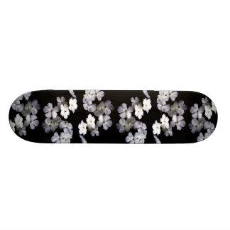 Floating Blossoms Skateboard