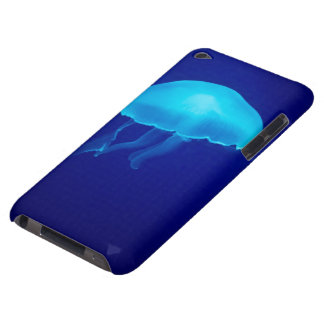 Floating Blue Jellyfish Case-Mate iPod Touch Case