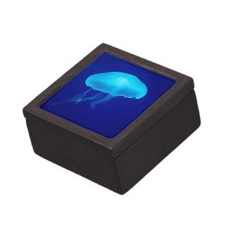 Floating Blue Jellyfish Gift Box