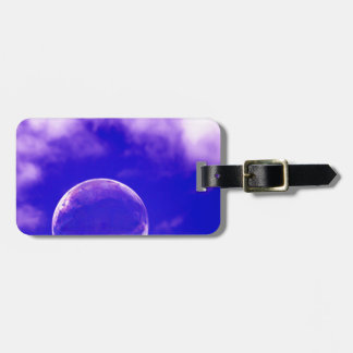 Floating Bubble Tag For Bags
