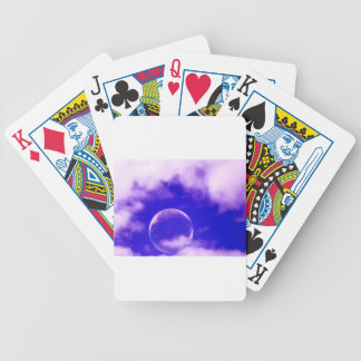 Floating Bubble Deck Of Cards