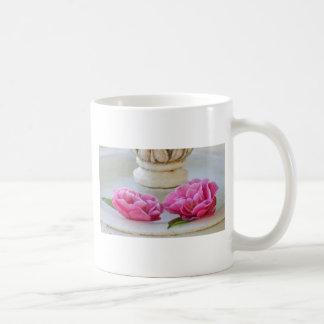 Floating Camelias Coffee Mug