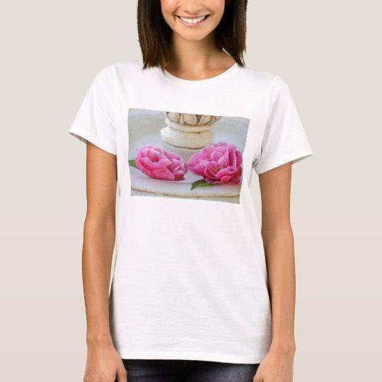 Floating Camelias T-Shirt