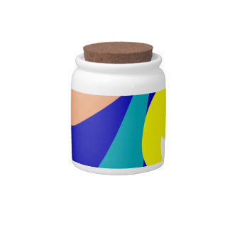 Floating Candy Jar