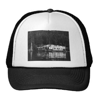 Floating Cannery, Elfin Cove Trucker Hat