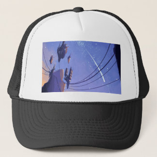 Floating City Trucker Hat