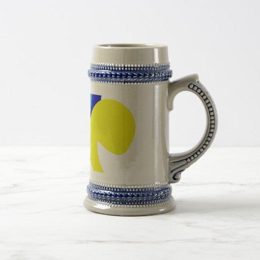 Floating Coffee Mugs