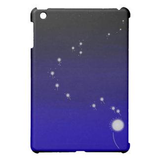 Floating Dandelions iPad Case