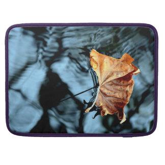 Floating Down Stream MacBook Pro Sleeve