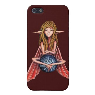 Floating Faery Cases For iPhone 5