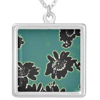 Floating Flora Necklace