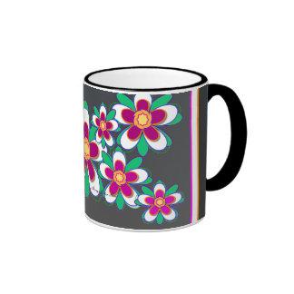 Floating Flowers 2 Mug
