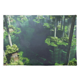 Floating Garden Placemat