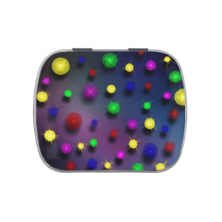 Floating Globes Jelly Belly Tins