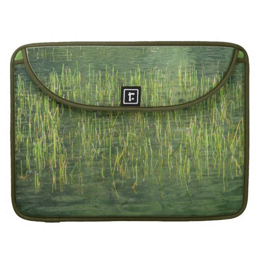 Floating Grasses Sleeve For MacBook Pro
