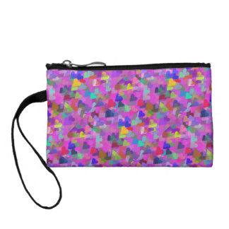 Floating Heart Coin Wallet
